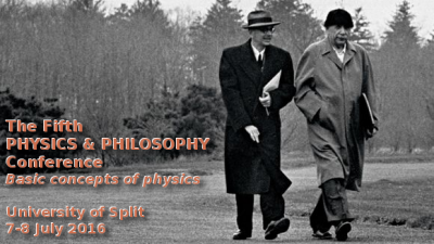 The Fifth PHYSICS & PHILOSOPHY Conference